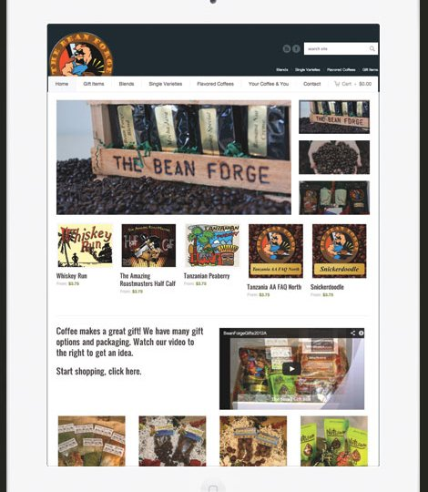 web-thebeanforge